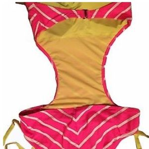 Juicy Couture Swim - Juicy Couture Bandeau Monokini